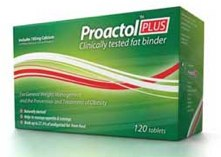 Proactol Plus fat binder UK