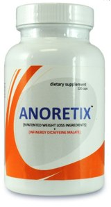 Anoretic appetite suppressant