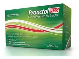 Proactol Plus best fat binder UK