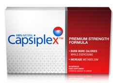 Capsiplex fat burner review