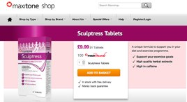 website that sell Maxitone Sculptress