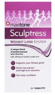 Maxitone Sculptress tablets