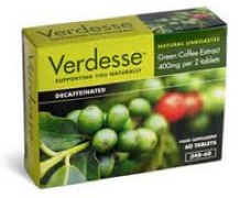 Verdesse Green Coffee Pill