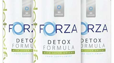 Forza Detox Key Ingredients & Blend Potential