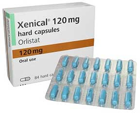 Xenical popular slimming pills
