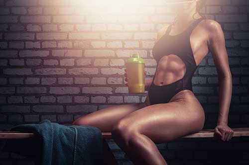 Womens supplements