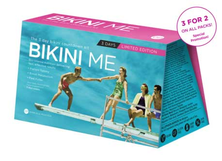 Bikini Me 7 Days review